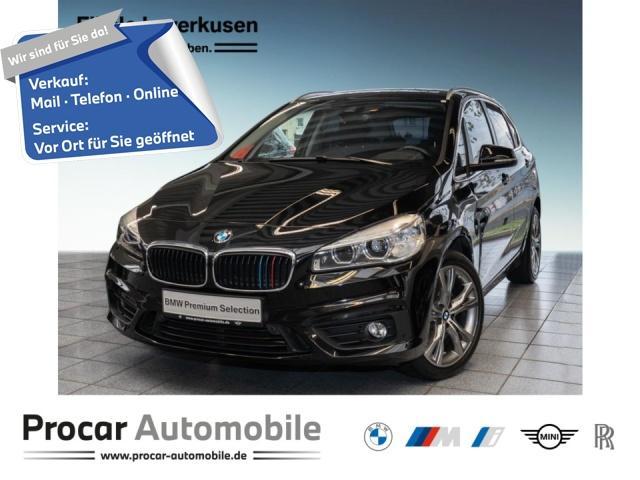 BMW 220 Active Tourer Navi LED PDC Sitzheizung, Jahr 2018, Benzin