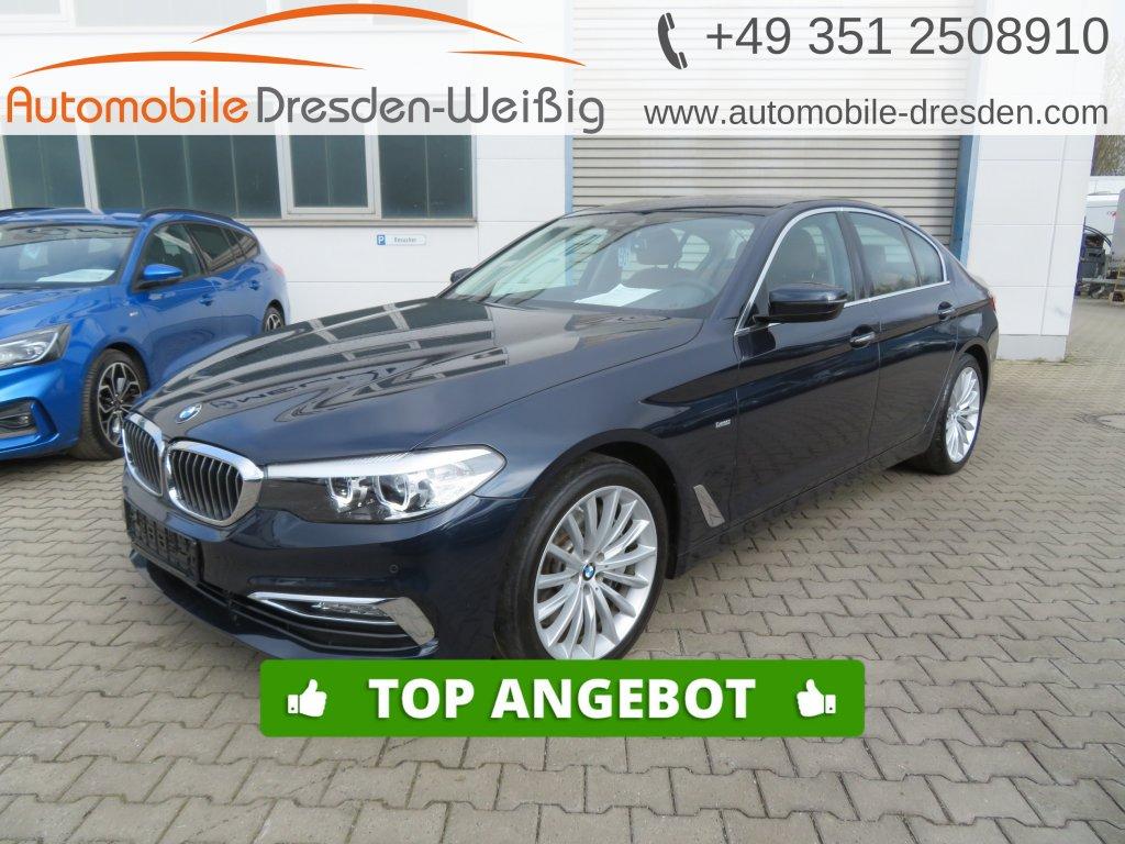 BMW 540 i Luxury Line*Navi*Leder*Kamera*LED*, Jahr 2017, Benzin