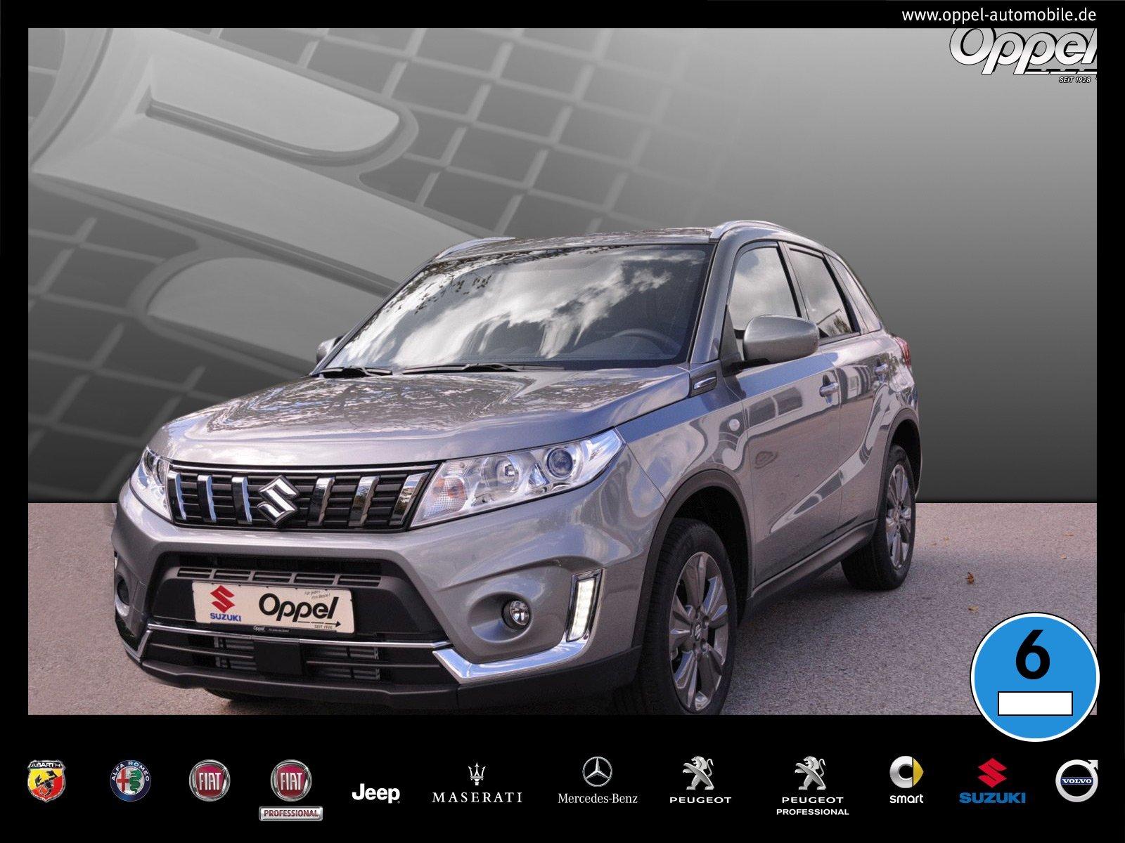 Suzuki Vitara 1.0 Comfort RÜCKFAHRK+SITZH+LED+TEMPOMAT, Jahr 2019, Benzin