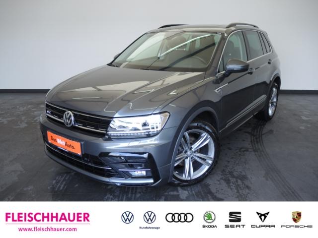 Volkswagen Tiguan Comfortline 2.0 TDI EU6d-T R-Line, Jahr 2019, Diesel