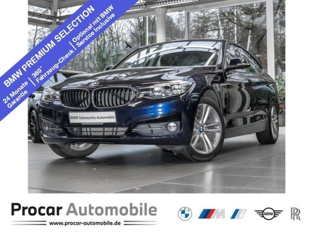 BMW 320 Gran Turismo GranTurismo,SportLine,18'',Navi,AHK,LED,TOP, Jahr 2017, Diesel