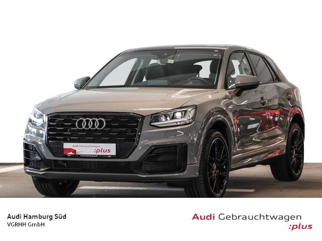 Audi Q2 1.0 TFSI sport S tronic S LINE/NAVI/LED/ACC, Jahr 2018, Benzin
