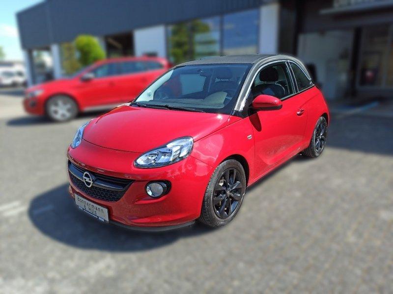 Opel Adam 1.2 Jam *USB/AUX*Tempomat*, Jahr 2013, Benzin