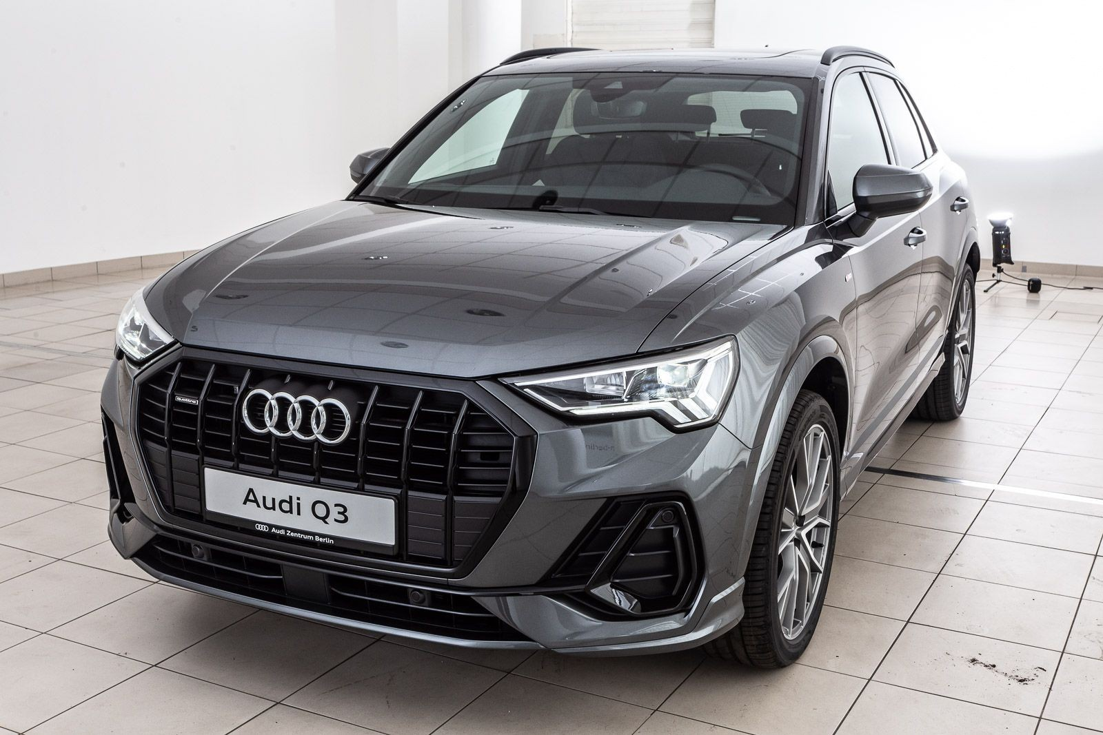 Audi Q3 S line 40 TDI quattro S tronic, Jahr 2020, Diesel