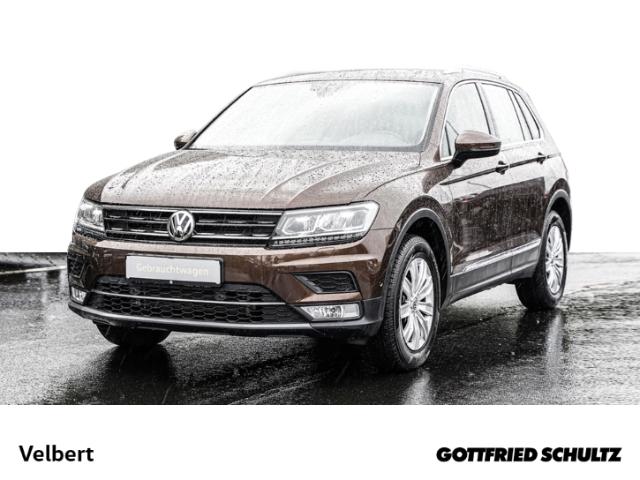 Volkswagen Tiguan 2.0 TSI DSG HIGHLINE SHZ RÜFA GRA ZV, Jahr 2017, Benzin