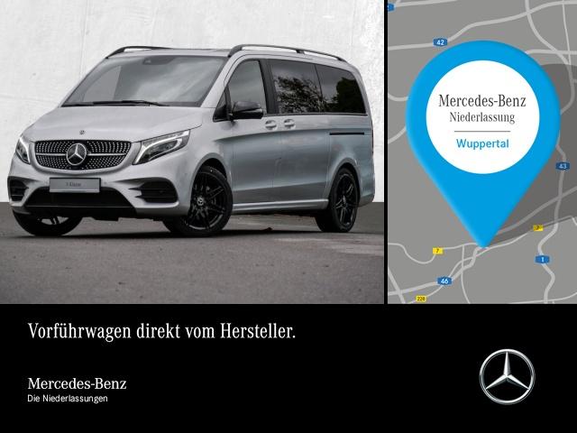 """Mercedes-Benz V 250 d lang Avantgarde Edition Night ALU 19"""" LED, Jahr 2020, diesel"""