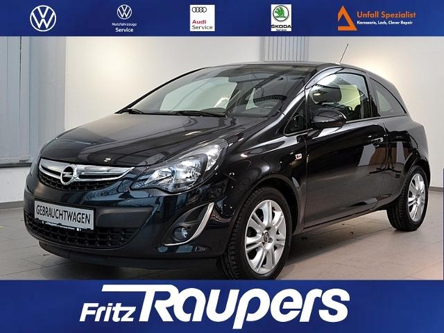 Opel Corsa D 1.2 Selection, Jahr 2014, Benzin