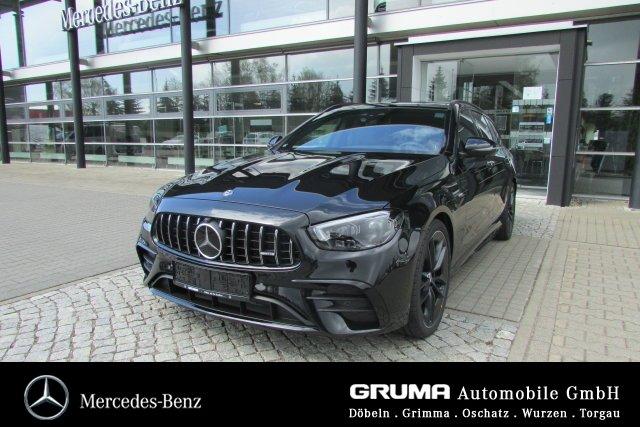Mercedes-Benz Mercedes-AMG E 53 4M+ T +DRIVER+BURMESTER+MULTIB, Jahr 2021, Benzin
