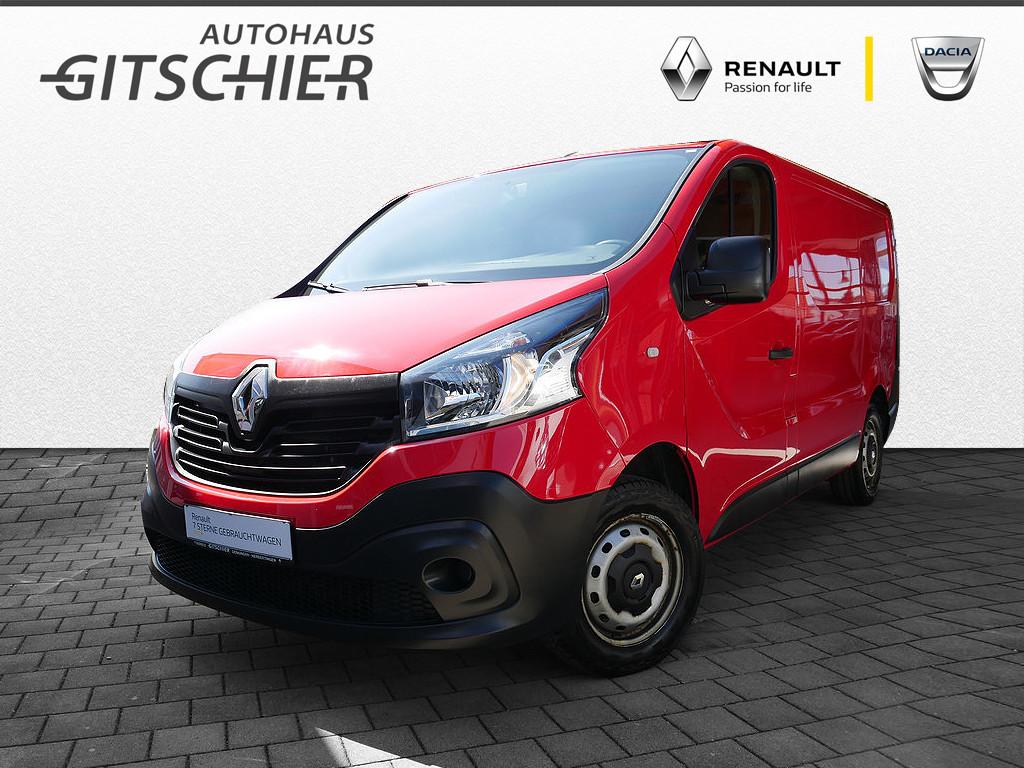 Renault Trafic Kasten L1H1 2,7t Komfort ENERGY, Jahr 2015, Diesel