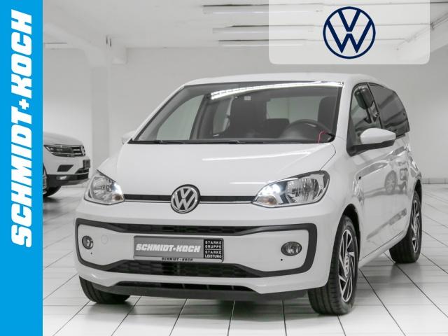 Volkswagen up! 1.0 BMT Join SHZ, maps+ more 15 Zoll-Alu, Jahr 2018, Benzin