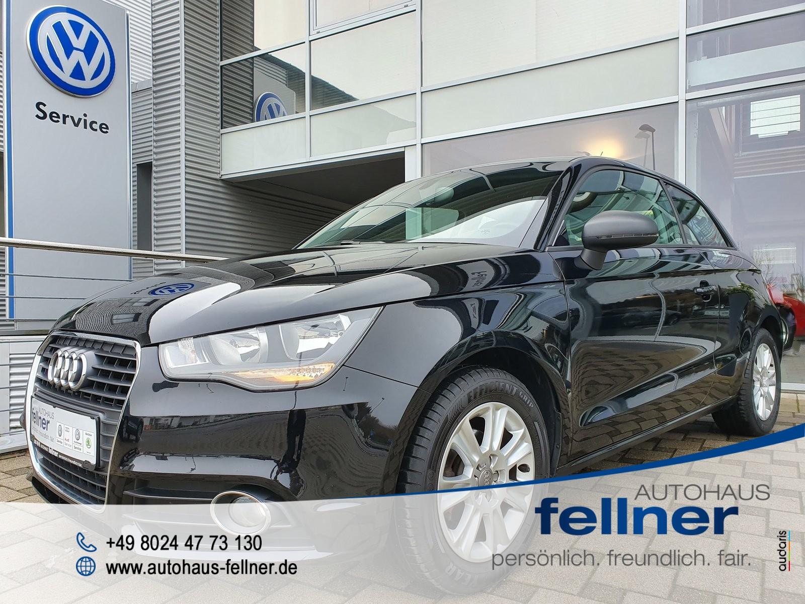 Audi A1 Attraction 1,2 TSI, Jahr 2012, petrol