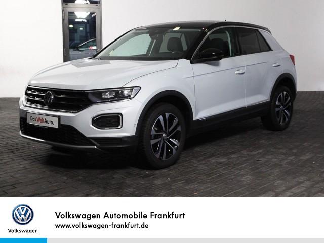Volkswagen T-ROC 1.6 TDI Style FrontAssist Standheizung Anschlussgarantie T-ROC 1.6 CL DT085 TDIM6F, Jahr 2019, Diesel