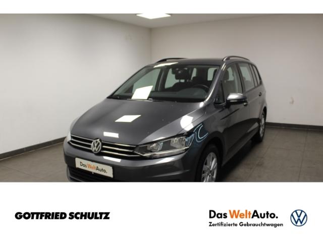 Volkswagen Touran Comfortline 1.4 TSI 7Sitzer *SHZ*PDC*FSE*Alu*, Jahr 2020, Benzin