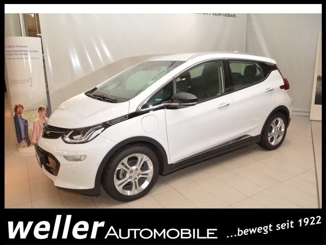 Opel Ampera-e Elektro IntelliLink 2xKamera Leder Xenon, Jahr 2017, Elektro