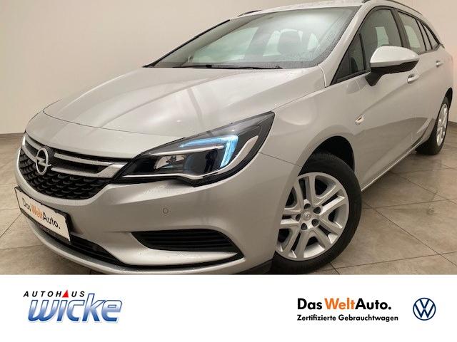 Opel Astra K 1.6 CDTI Edition Start/Stop PDC Klima, Jahr 2019, Diesel