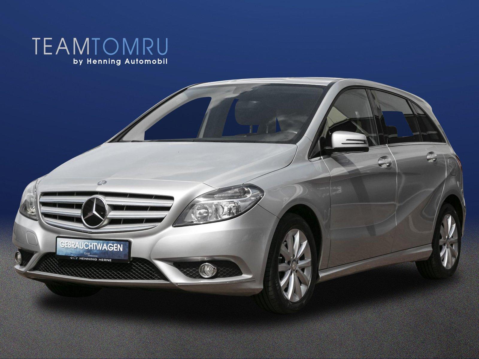 Mercedes-Benz B 180 BE -Klima.-Vorr. Navi.-LM-Felgen-, Jahr 2013, Benzin