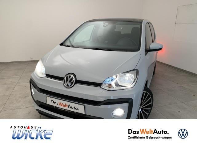 Volkswagen up! 1.0 SOUND Klima PDC DAB+ Panorama, Jahr 2017, Benzin