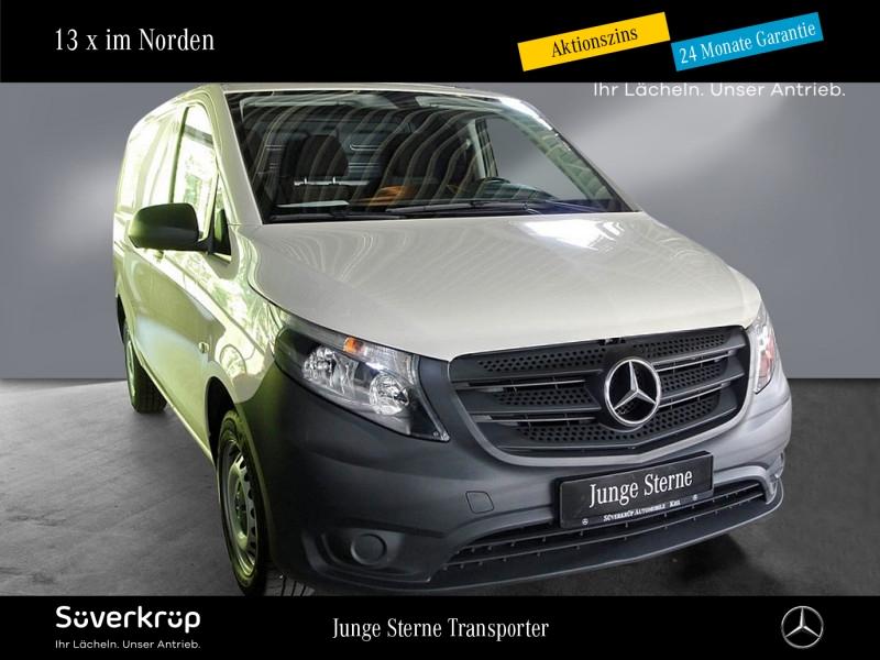 Mercedes-Benz Vito 114 CDI Kasten/lang/Klima/AHK, Jahr 2017, Diesel