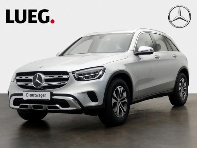 Mercedes-Benz GLC 200 4M, Jahr 2019, petrol