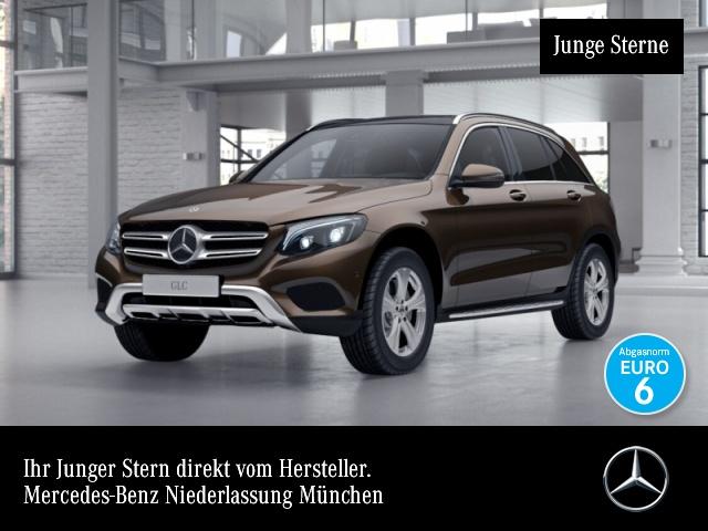 Mercedes-Benz GLC 250 d 4M AMG Fahrass Stdhzg Pano Distr. HUD 9G, Jahr 2017, Diesel