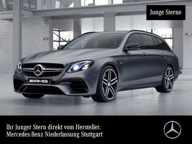 Mercedes-Benz E 63 AMG T S 4M+ Fahrass.Wide.HuD.Pano.Night.Dri, Jahr 2017, Benzin