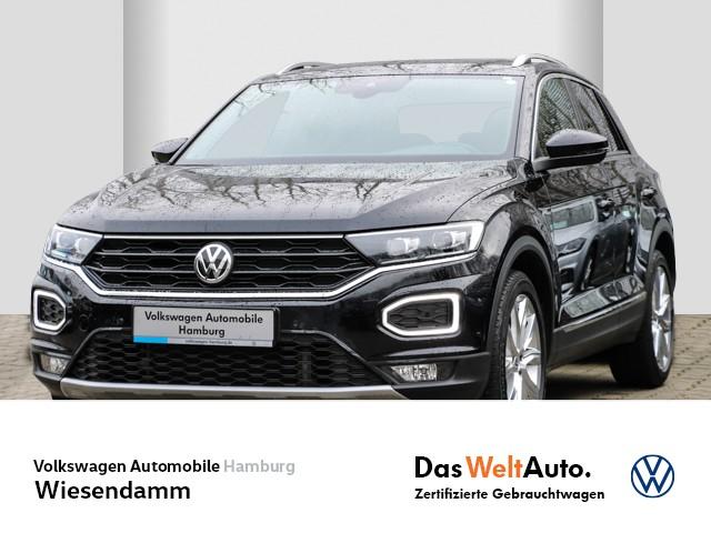Volkswagen T-Roc 2.0 TDI DSG Sport LM Klimaautomatk LED PDC, Jahr 2020, Diesel