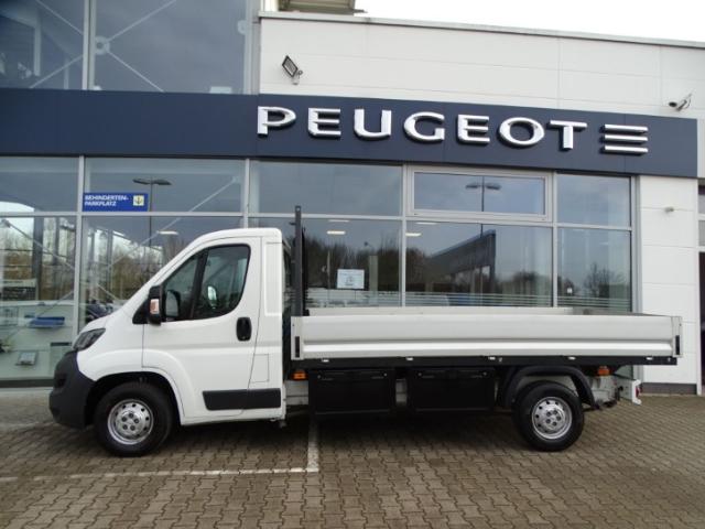 Peugeot Boxer Pritsche 335 L3 BlueHDi 160 2.0 FAP, Jahr 2016, Diesel