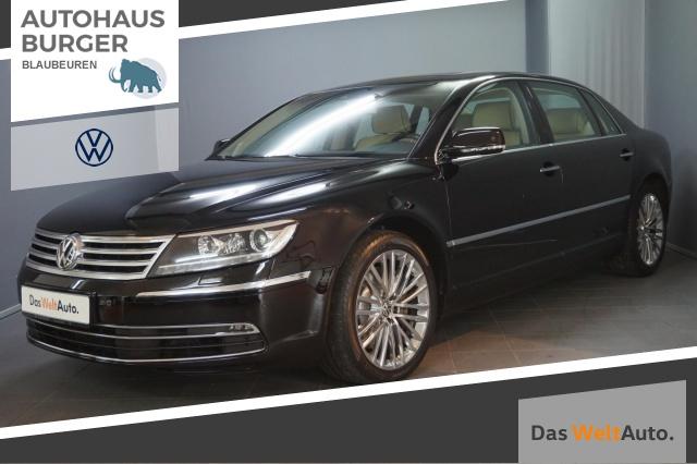 Volkswagen Phaeton 3.0 V6 TDI lang 2,99% Finanz. 4 Sitzer UPE, Jahr 2015, Diesel