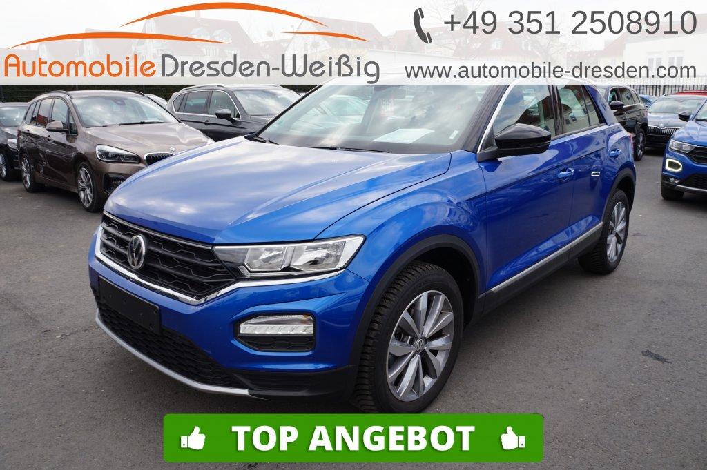 Volkswagen T-Roc 1.5 TSI Style*MirrorLink*Sitzheizung*PDC*, Jahr 2020, Benzin