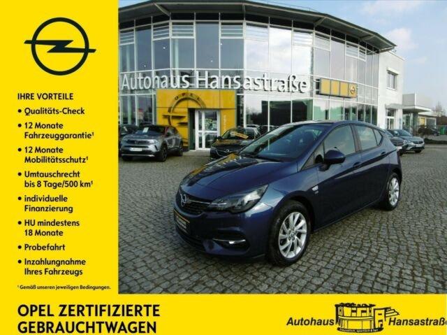 Opel Astra 1.4 LED-Scheinwerfer, Sitz/-Lenkradheizung, Jahr 2019, Benzin