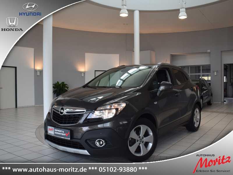 Opel Mokka 1.4T Edition Start/Stop *MIT FERNLICHTASSISTENT*, Jahr 2015, Benzin