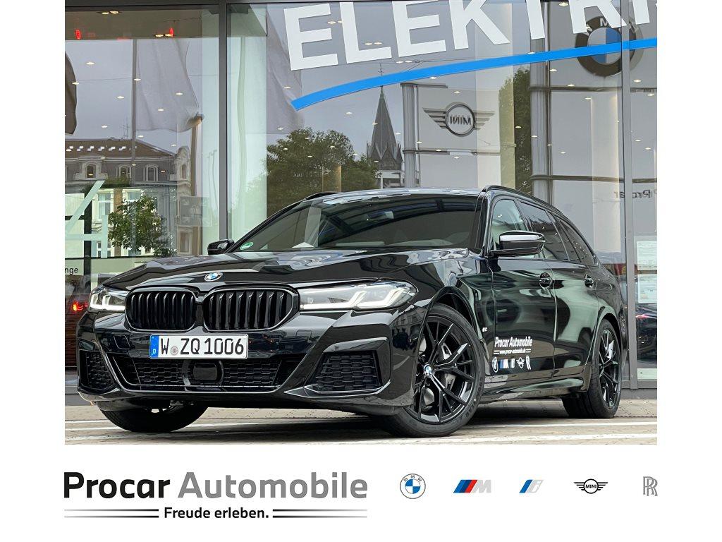 BMW 530d xDrive M Sport Sportpaket Head-Up DAB LED, Jahr 2021, Diesel
