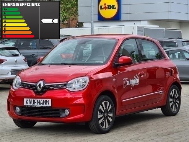 Renault Twingo Intens 0.9 TCe 90 EDC Leder LED-Tagfahrlicht Multif.Lenkrad RDC Klima Temp, Jahr 2020, Benzin