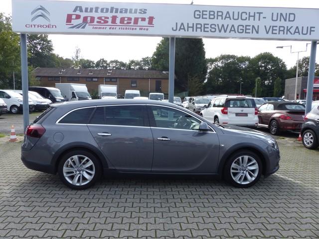 Opel Insignia Country Tourer 2.0 CDTI ecoFlex,Navi,Klima,PDC, Jahr 2016, Diesel