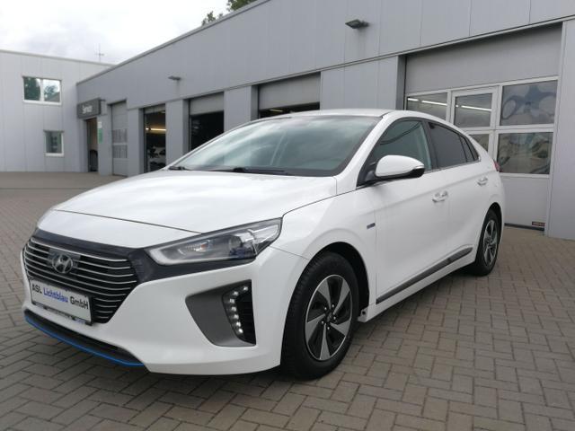Hyundai IONIQ 1.6 GDi Style Navi LMF17 LHZ Bi-Xenon 1..., Jahr 2017, Hybrid