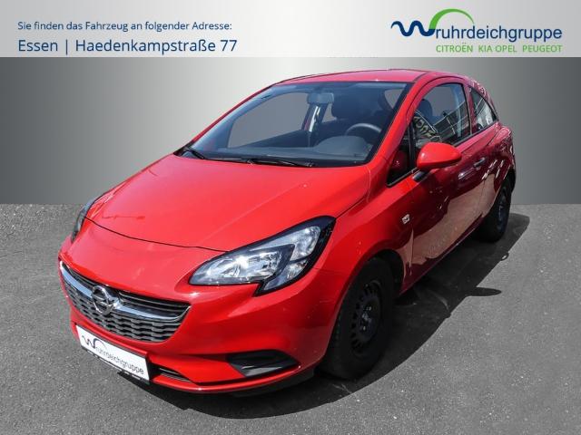 Opel Corsa E Selection 1.2+Klima+ZV+Radio R300, Jahr 2017, Benzin