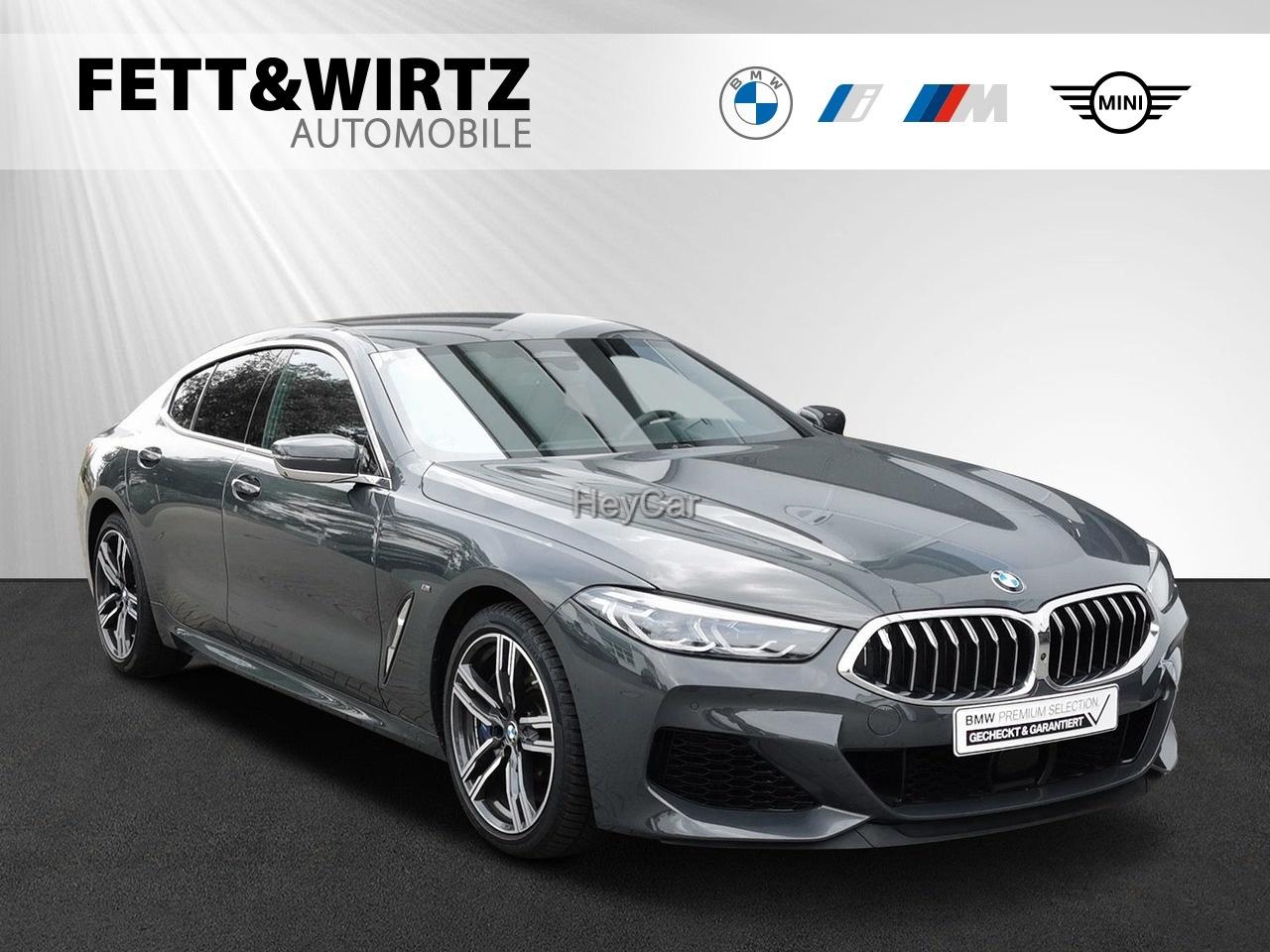 BMW M850i xDrive Gran Coupe LCProf. HK Sitzlüft. PA+, Jahr 2020, Benzin