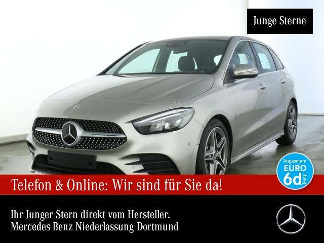 """Mercedes-Benz B 220 AMG Fahrassist. Sitzbelüftung Head-Up 18"""", Jahr 2019, petrol"""