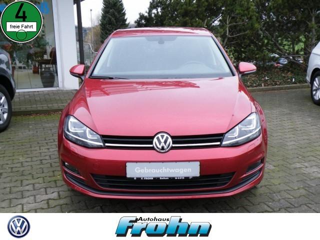 Volkswagen Golf VII Lim. Schrägheck/Cup Klima Xenon, Jahr 2014, Benzin