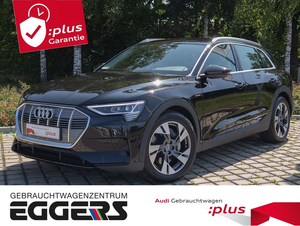 Audi e-tron 50 quattro *bis zu 5.000,- BAFA-Prämie*, Jahr 2020, Elektro