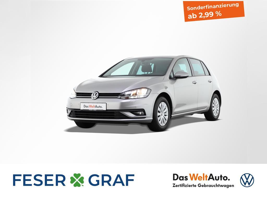 Volkswagen Golf 1.0 TSI ParkPilot Sitzheizung, Jahr 2017, Benzin