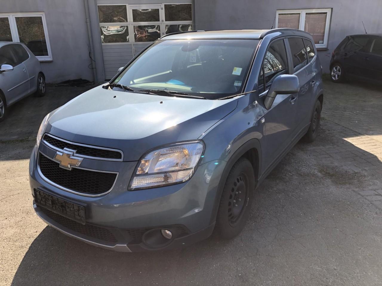 Chevrolet Orlando 2,0D Verkauf nur an gew. Wiederverkäufer, Jahr 2013, Diesel