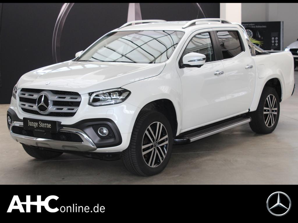 Mercedes-Benz X 250 d 4 Matic POWER ED. 3,5t AHK Styling Bar, Jahr 2017, Diesel