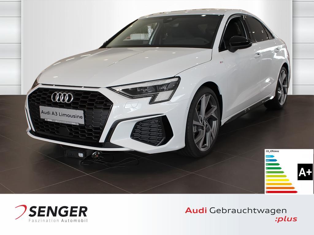 Audi A3 Limousine S line 35 TDI Navi Optik-Paket LED, Jahr 2021, Diesel