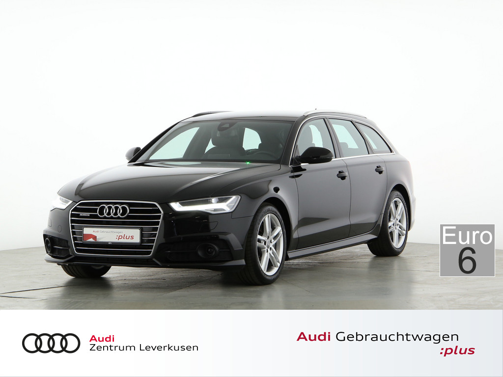 Audi A6 Avant 2.0 TFSI quattro MATRIX LEDER LUFT HUD, Jahr 2018, Benzin