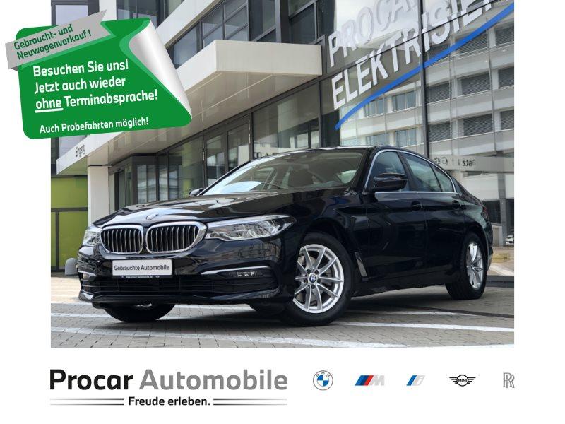 BMW 520d Limousine DA Adapt. LED AppleCarP. PA Shz, Jahr 2018, Diesel