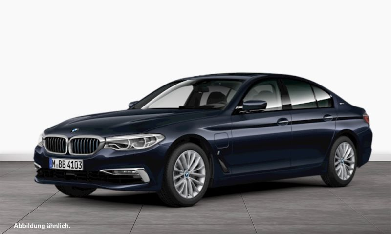 BMW 530e iPerformance Limousine Luxury Line, Jahr 2018, Hybrid