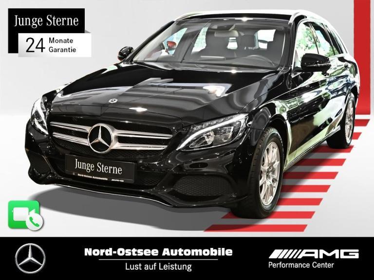 Mercedes-Benz C 250 d T Avantgarde COMAND LED Parkpaket Sitzhz, Jahr 2018, Diesel