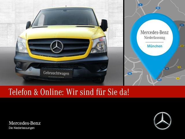 Mercedes-Benz Sprinter 316 d Kasten Automatik Navi Tempomat, Jahr 2016, Diesel