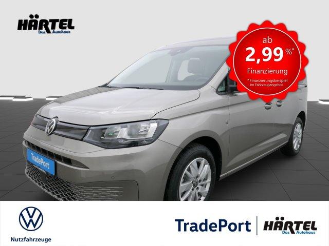 Volkswagen CADDY CALIFORNIA TDI DSG (+EURO6+ACC-RADAR+STANDHE, Jahr 2021, Diesel